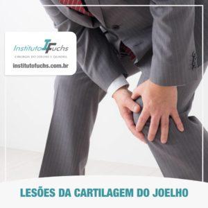 Lesões da cartilagem do joelho