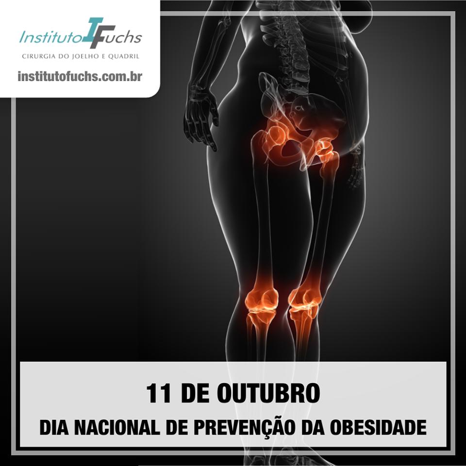 Impactos da obesidade no joelho e quadril