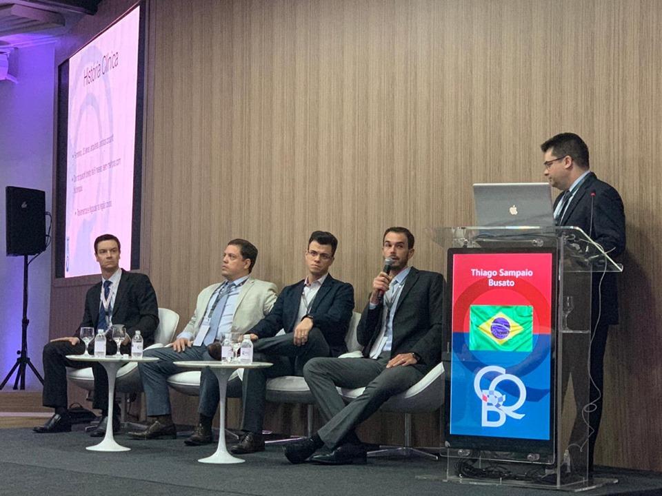 Participação do Dr. Thiago Fuchs no Congresso Brasileiro de Cirurgia do Quadril