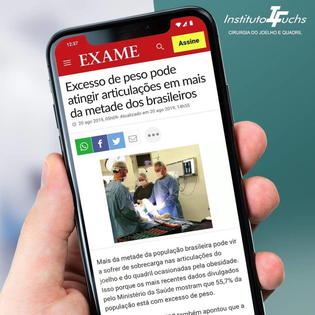 Instituto Fuchs é destaque na imprensa nacional