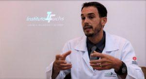 Thiago Fuchs tira dúvidas sobre quadril em transmissão pelo Facebook