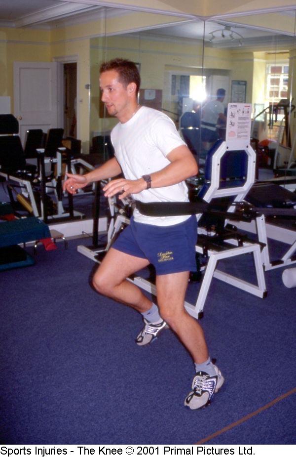 Fig. 22. Treinamento final p/ retorno à prática esportiva