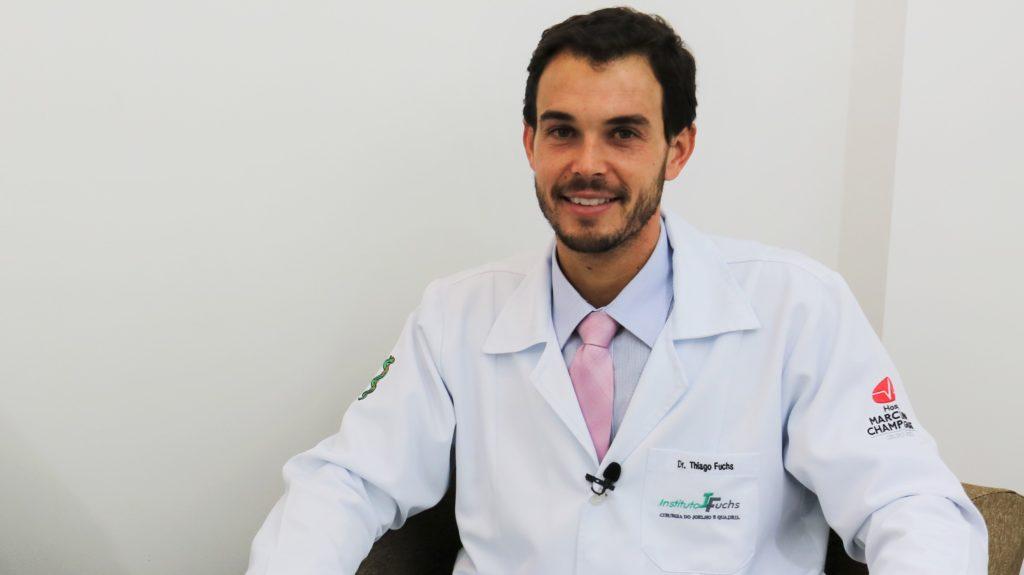 Thiago Fuchs alerta sobre lesões no joelho causadas por amplitude exagerada na musculação