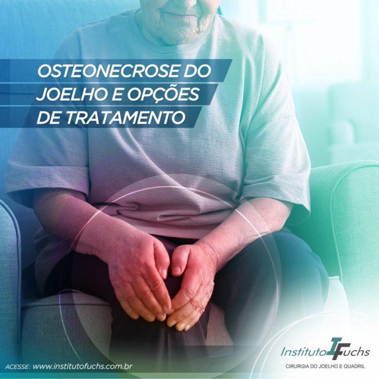 Osteonecrose do joelho e tratamentos