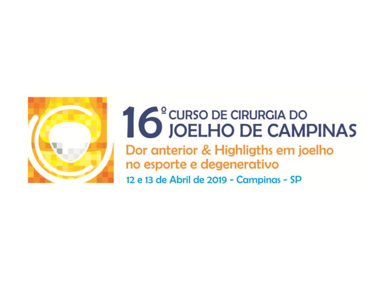 Dr. Rogério Fuchs participa de mesa redonda no 16º Curso de Cirurgia de Joelho de Campinas