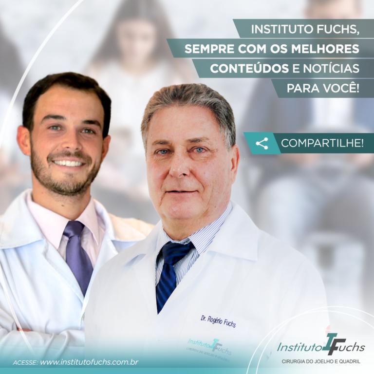 Tratamento de Joelho e Quadril em curitiba - Os Profissionais do Instituto Fuchs são Especializados nos Métodos de Tratamento das Lesões do Joelho e do Quadril.